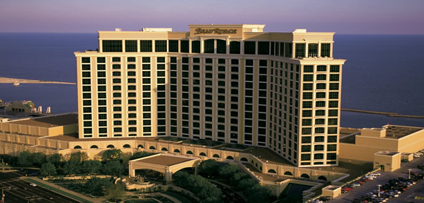 Beau Rivage in Mississippi
