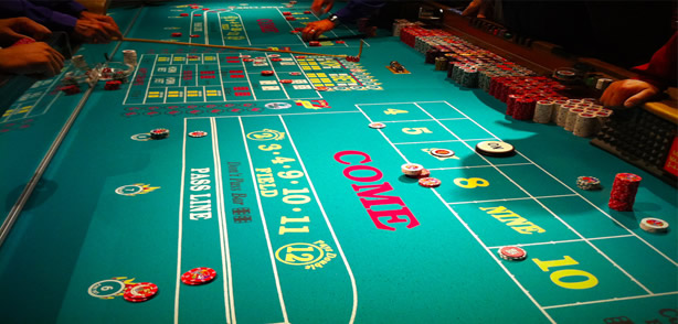 Playing Craps To Win
