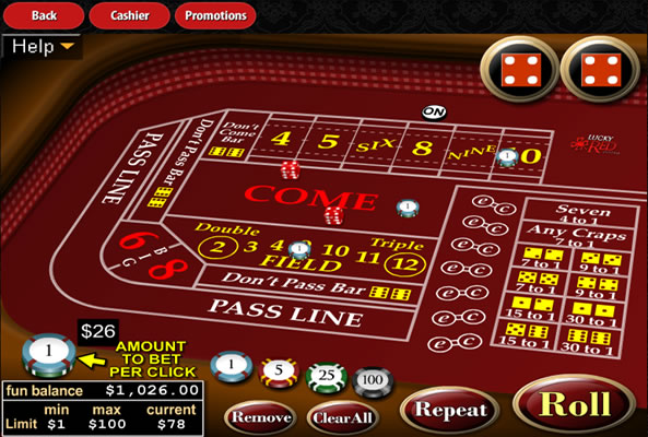 lucky red casino signup bonus